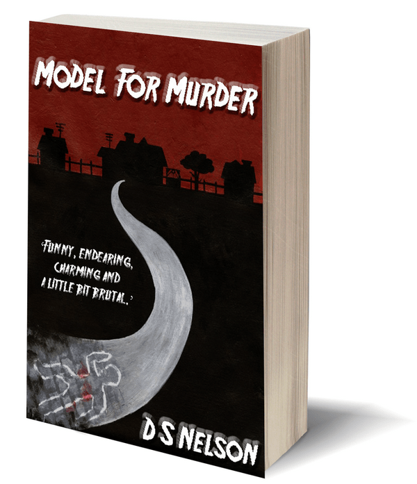Book Bloggers wanted for E-book Review: 'Model For Murder' (Worldwide bloggers)