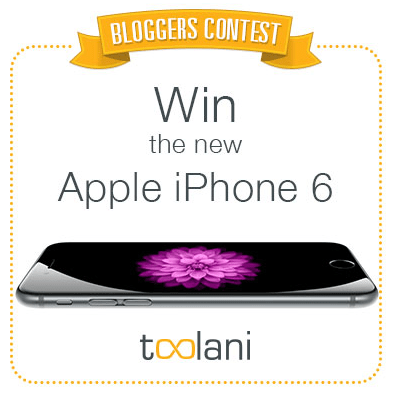 Blogging assignment: Bloggers contest: win an iPhone 6 (Worldwide bloggers)