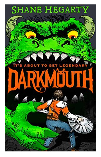 Blogging assignment: Darkmouth - Book Review (UK bloggers)