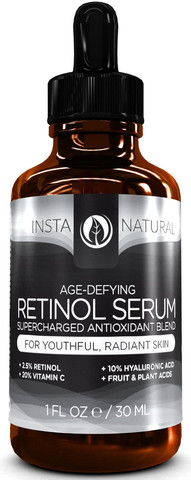 Blogging assignment: Retinol Serum Review (European bloggers)