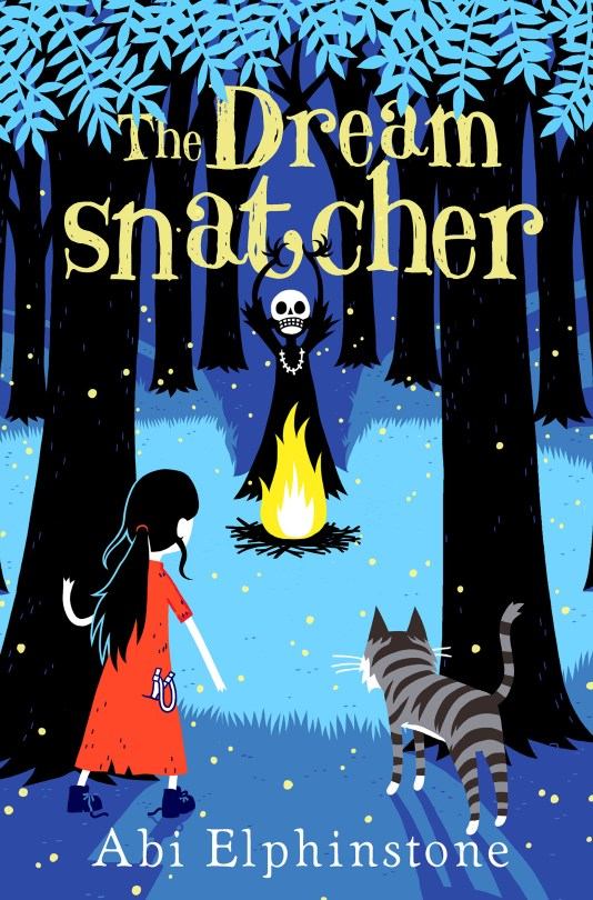 Blogging assignment: The Dreamsnatcher, book review (UK bloggers)