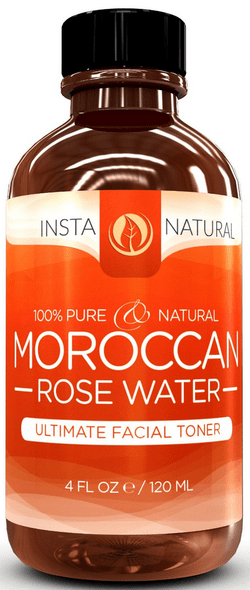 Blogging assignment: Moroccan Rose Water Review (UK bloggers)