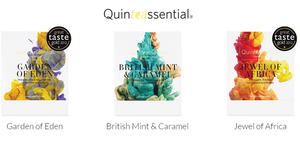 Blogging assignment: Quinteassential Tea is taking tea to the next level with some amazing flavours, help us spread the word!  (UK bloggers)