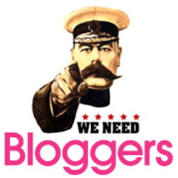 Bloggers Required