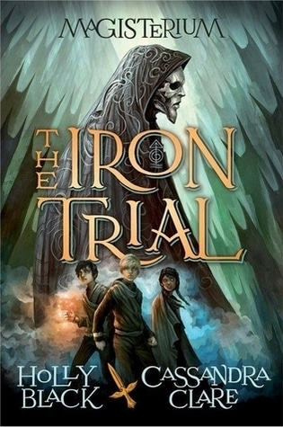 Blogging assignment: Book Review! – Magisterium: The Iron Trial (UK bloggers)