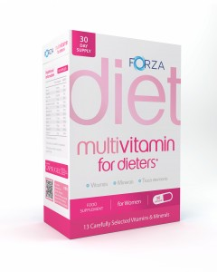 Blogging assignment: UK bloggers wanted to review FORZA Multivitamin For Dieters supplements