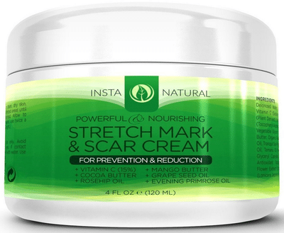 Blogging assignment: Stretch Mark Cream Review (UK bloggers)