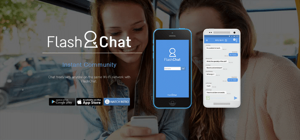 Blogging assignment: Social chatting app (FlashChat) review in English or Arabic