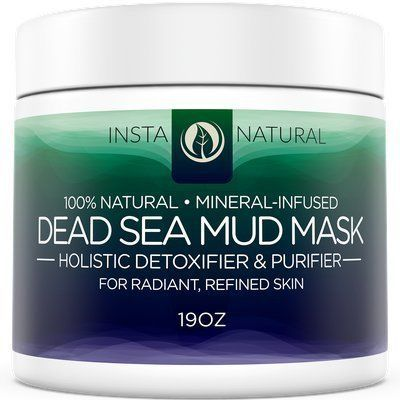 Blogging assignment: Dead Sea Mud Mask Review (UK bloggers)
