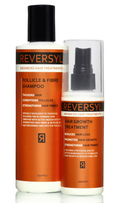 Blogging assignment: New Reversyl Products For Thinning Hair & Hair Loss (UK bloggers)