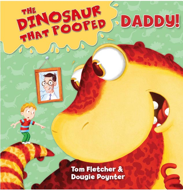 Blogging assignment: Book review - Exciting new Dinosaur that Pooped book release (UK bloggers)