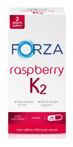 Blogging & social media assignment: UK bloggers wanted to review FORZA Raspberry K2 Supplement