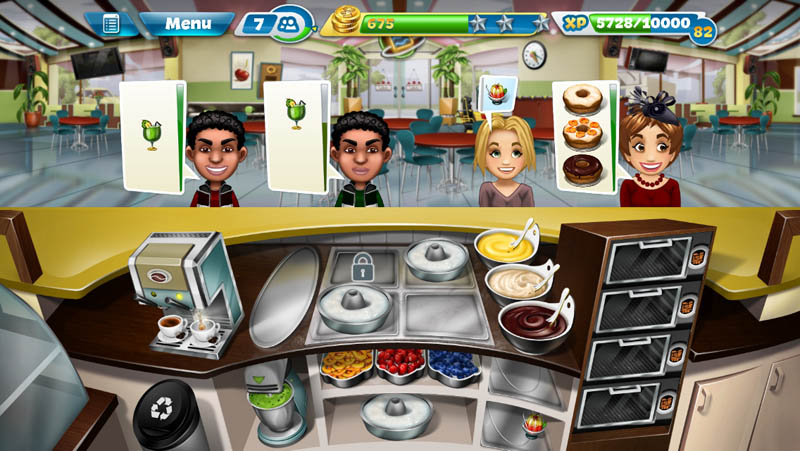 UK blogging assignment: Mobile game review and hamper giveaway. Cook delicious meals and desserts from all over the world in this addictive time-management game