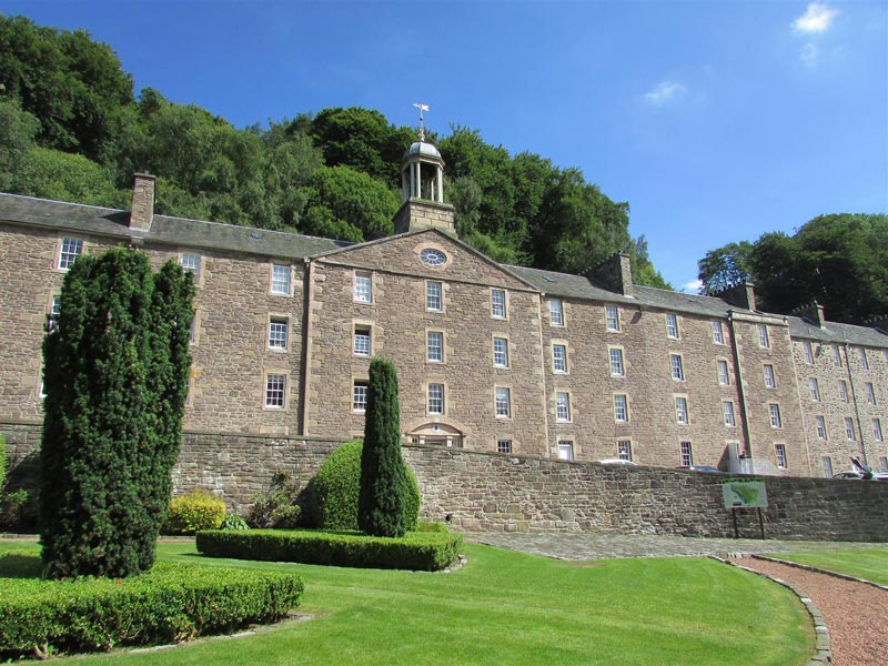 UK blogging assignment: Travel lovers wanted to visit historic New Lanark in Scotland