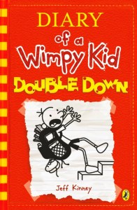 Blogging assignment: Book review > Wimpy Kid - Double Down (UK bloggers)