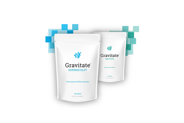 UK blogging assignment: Review Gravitate Nutrition's Natural Weight Loss Kit