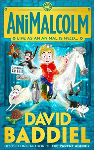 UK blogging assignment: David Baddiel Childrens Book Review - Parents of 8 - 11-year-old girls and boys - Closes 15th May 2017