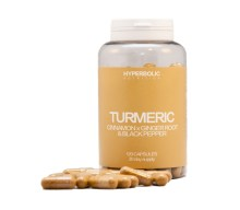 UK blogging assignment: Product Review – Turmeric Complex Capsules – All in one health and beauty elixir – Closes 06/22/2017