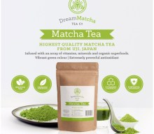 Worldwide blogging assignment: Ceremonial Grade – Matcha Tea – 50g – Closes 15th June 2017
