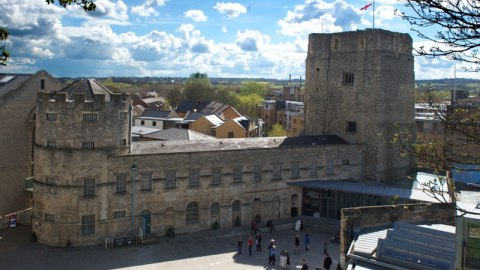 UK blogging assignment: Visit Oxford Castle this summer holidays! Closes 07/21/2017