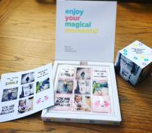 Blogger @MayflowerBlogs UK Giveaway: Boomf! One box of 9 strawberry flavoured marshmallows, personalised with your own photos! – Closes 5th Aug 2017