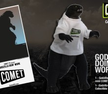 Blogger @mikethefanboy USA Giveaway: Win A Comet TV Godzilla Prize Pack – Closes 10/13/2017