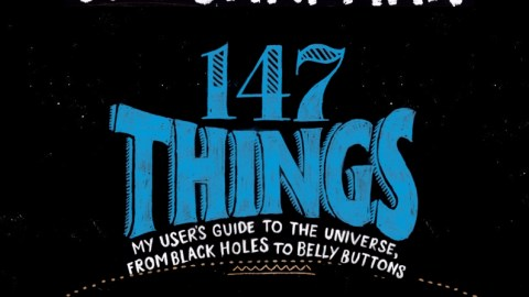 """UK blogging assignment: Review YouTube Superstar Jim Chapman new book """"147 Things"""" – Closes 22/09/2017"""