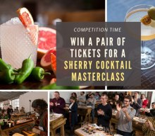UK blogging assignment: Sherry Cocktail Competition. Closes 31st Dec 2017