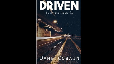 UK blogging assignment: Read and review quirky new detective novel Driven by Dane Cobain. Closes 14th Feb 2018