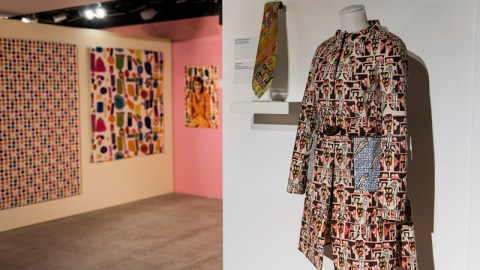 Blogging assignment: Fashion bloggers wanted to review stunning 'Picasso to Warhol' exhibition at New Lanark (Central Scottish bloggers). Closes 5th Feb 2017