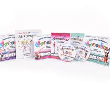 UK blogging assignment: Gymnastics Instructional Books and DVDs. Closes 12th April 2018