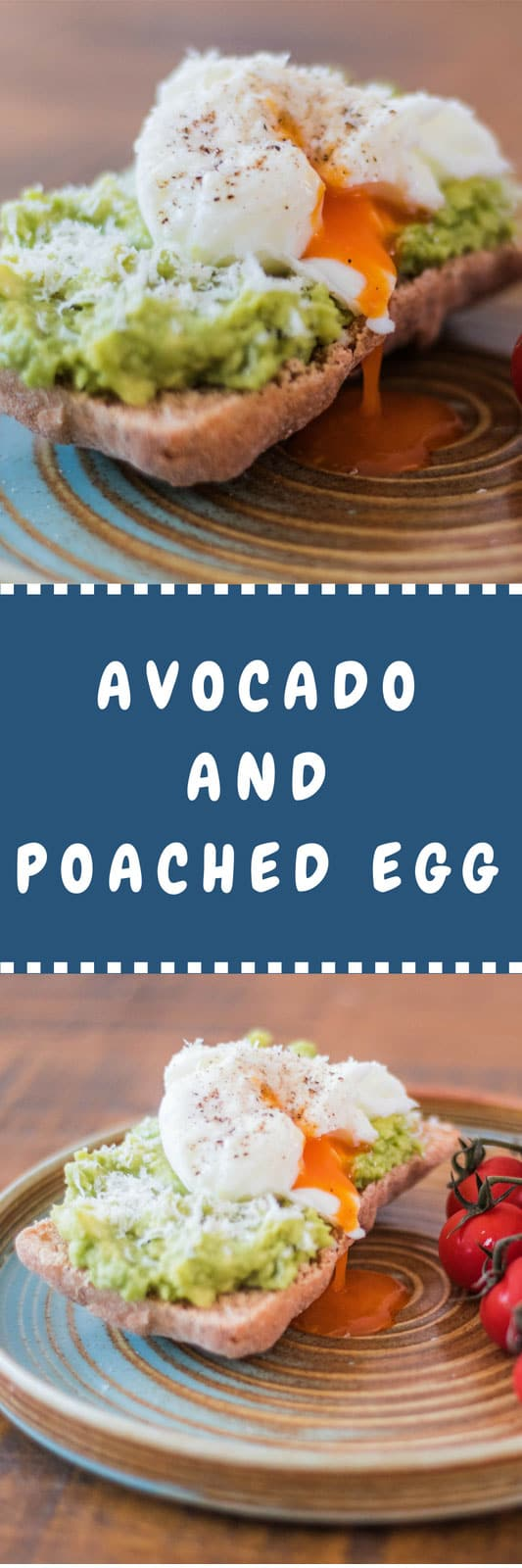 Avocado and egg make the perfect combination, even more so when that yummy golden yolk pours into the avocado. The great thing about this recipe is that its not only easy to make, its quick and tastes excellent.