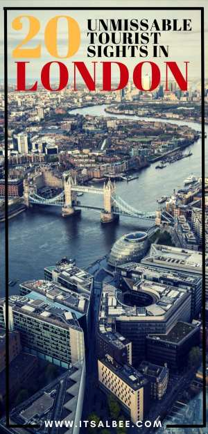 20 Of London's Unmissable Tourist Sights To Add To Your Itinerary Now | Tower Bridge