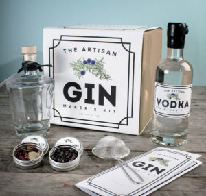 Items needed to make your own gin from home | AmateurChef.co.uk