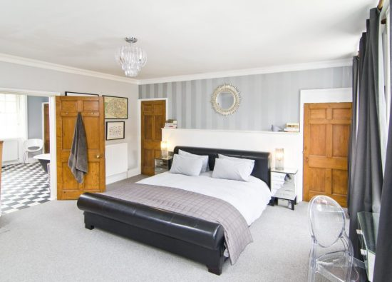 grey bedroom wallpaper cool dark interiors hotel style home homewares chic hotel style interiors hospitality layout design cool home chic styling