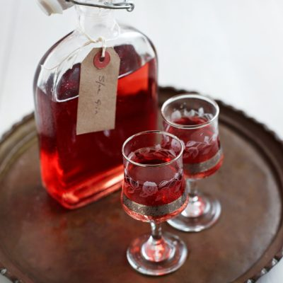 sloe gin cocktail recipe homemade drinks gifts liquers gin