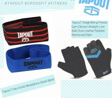 Blogger @bizzimummyuk UK Giveaway: Tapout fitness bundle – Closes 11/26/2018