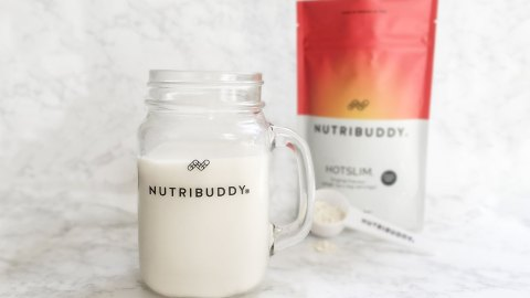 UK blogging assignment: Nutribuddy HotSlim – Organic, vegan health drink. Closes 1st Jan 2019