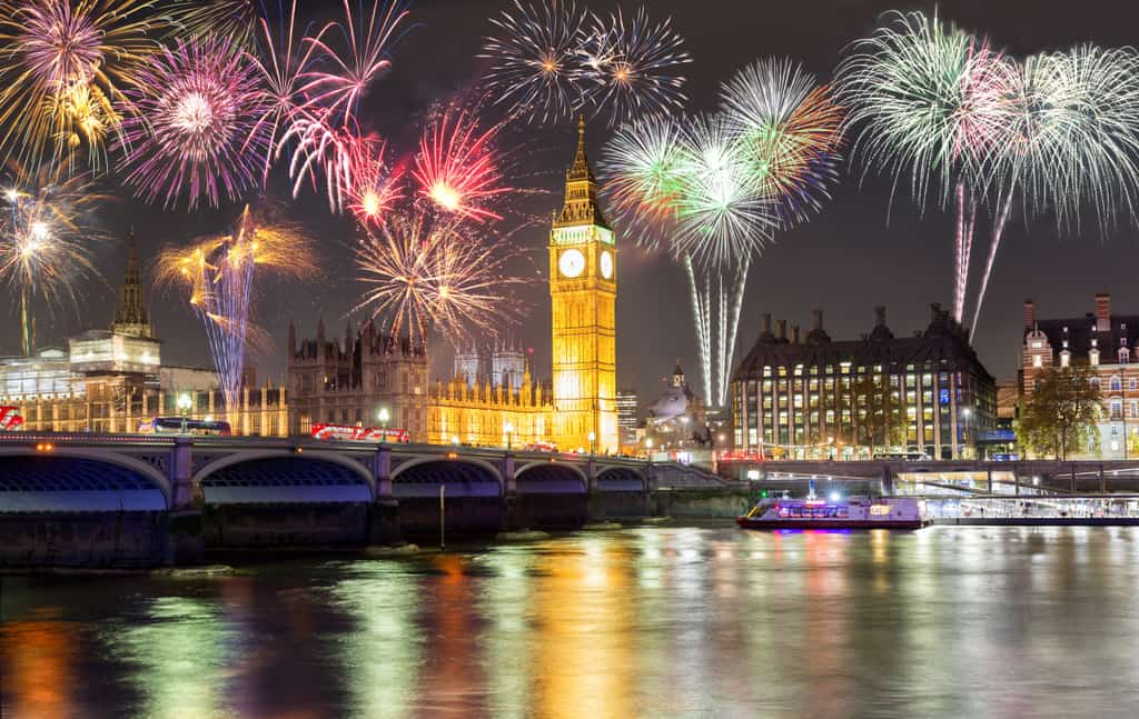 London fireworks viewing areas - best place to see fireworks in london