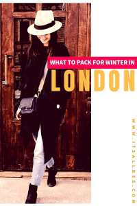 Top tips on London winter wear, how to dress for winter in London, best shoes to wear in London winter and jackets for london weather