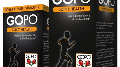 UK blogging assignment: 12-week review of GOPO® Joint Health, a natural supplement derived from rose-hip. Closes 15th March 2019