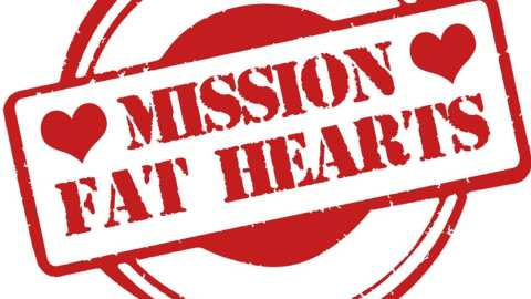 UK & Worldwide blogging assignment: Mission Fat Hearts: The Movie. Closes 1st April 2019