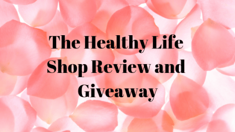 Blogger @stressedmum01 UK Giveaway: @healthylifecouk Hamper Giveaway – Closes 27th March 2019