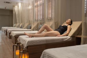 Relaxing spa image