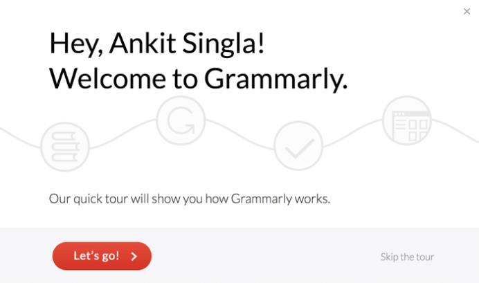 Grammarly Payment