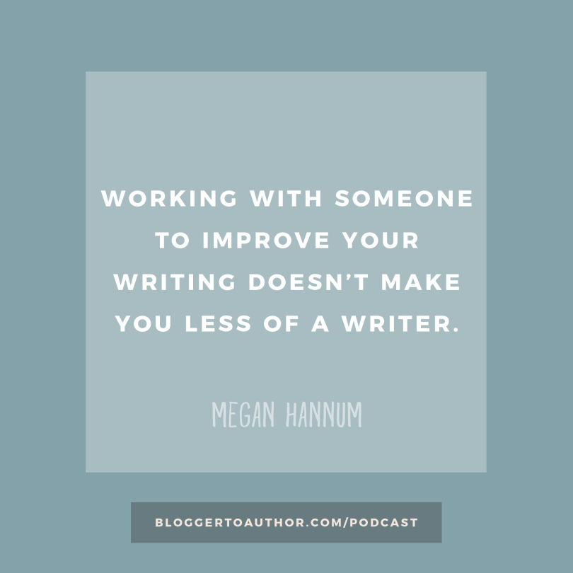 All authors want their books to help people, whether it's helping their readers improve their lives somehow, or simply whisking them off to another reality for an hour or two. The trick is finding the best way to use your words to get your readers there. In Episode 20, developmental editor and writing coach Megan Hannum gives you some great tips to improve your book so your readers will absolutely love your work. And, she gives you some advice to help you self-publish your book, too.