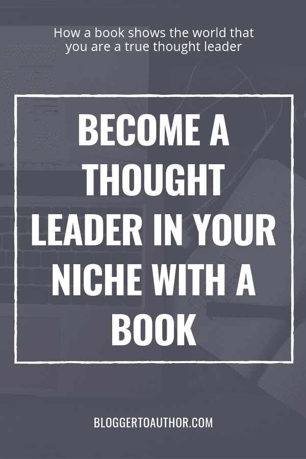 Want to show the world you're a true expert and thought leader in your niche? Here's how a self-published book will help you do it, helping you grow your business.