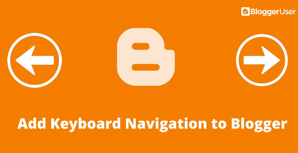 Blogger Navigation for Blogger