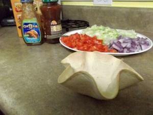 The Perfect Tortilla Pan!