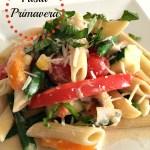 Meatless Mondays - Pasta Primavera